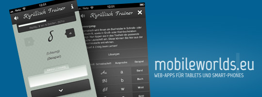 Kostenlose Web Apps für dein Handy oder Tablet