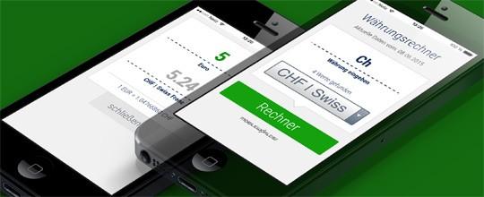 Währungsrechner App